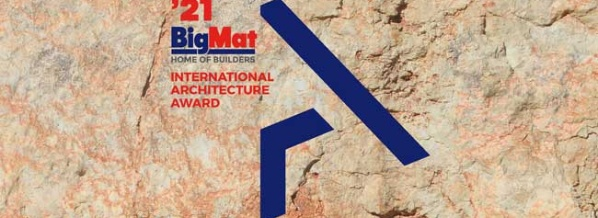 Logo BIGMAT INTERNATIONAL ARCHITECTURE AWARD 2021